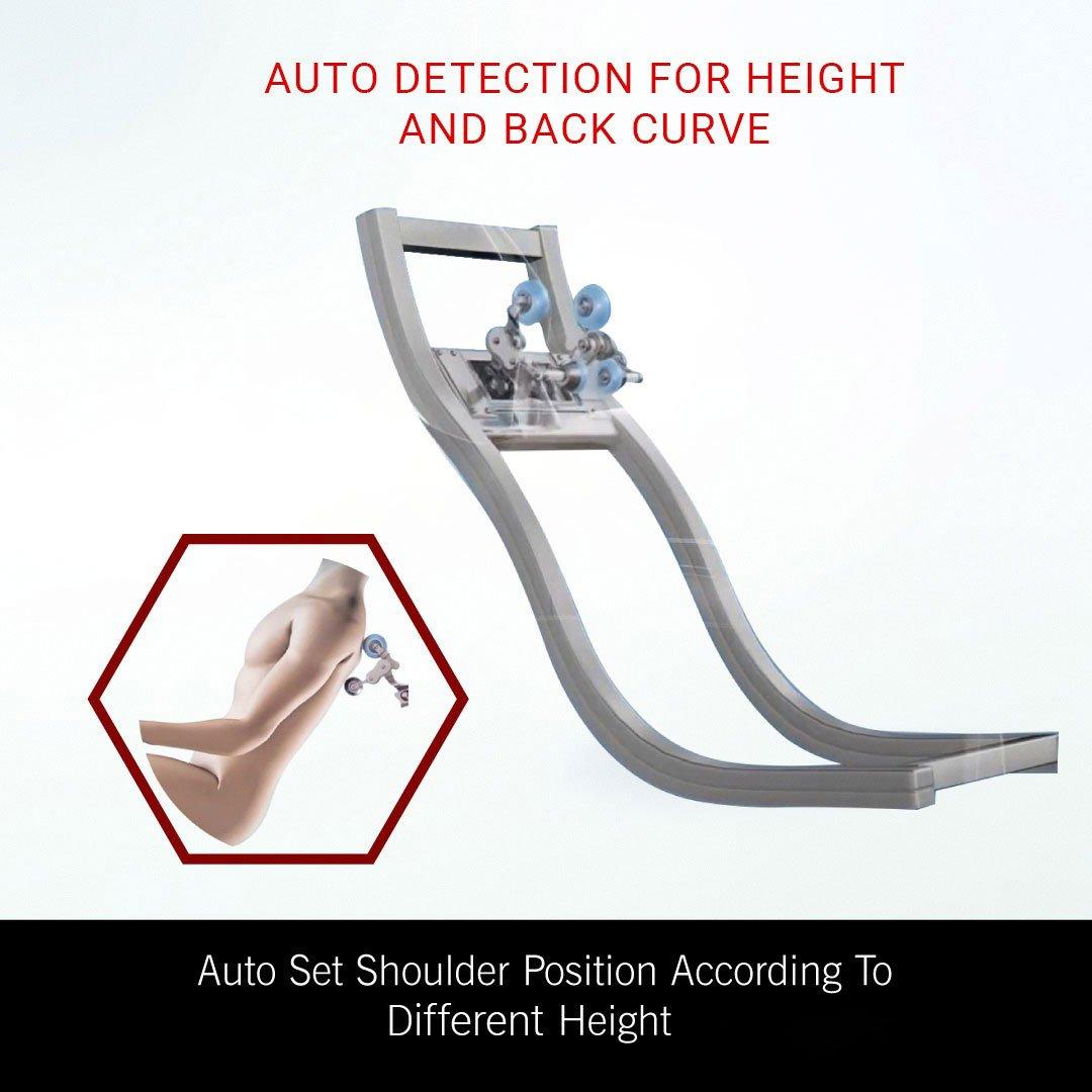Auto Detect Feature of iRobo iEco+