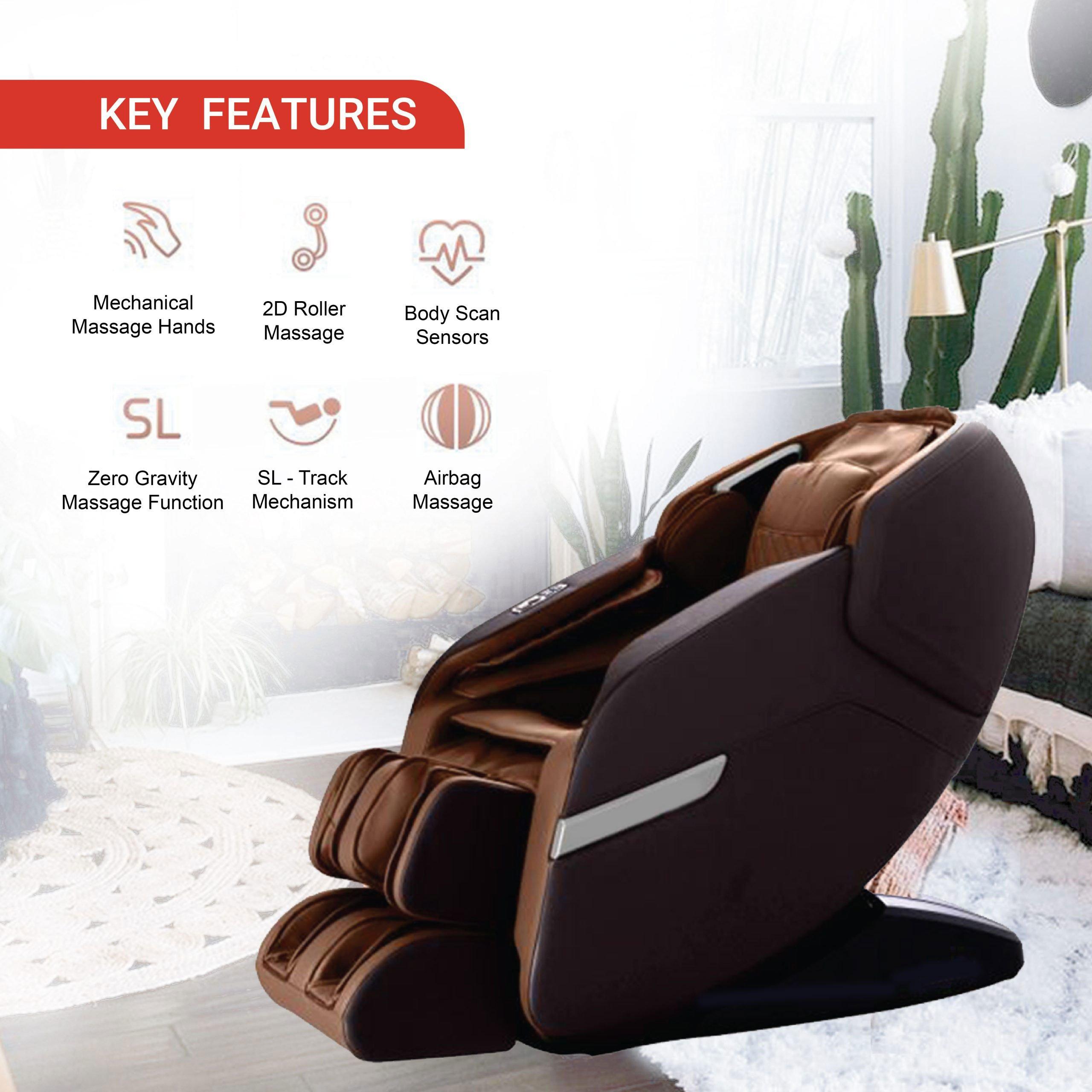 iRobo iEco+ Full Body Massage Chair