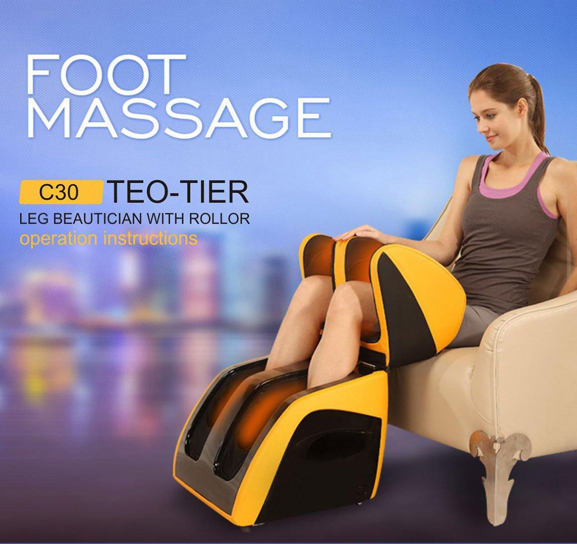 iRobo C30 foot massager machine