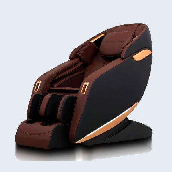 iRobo iEmbrace Massage Chair in Brown Colour