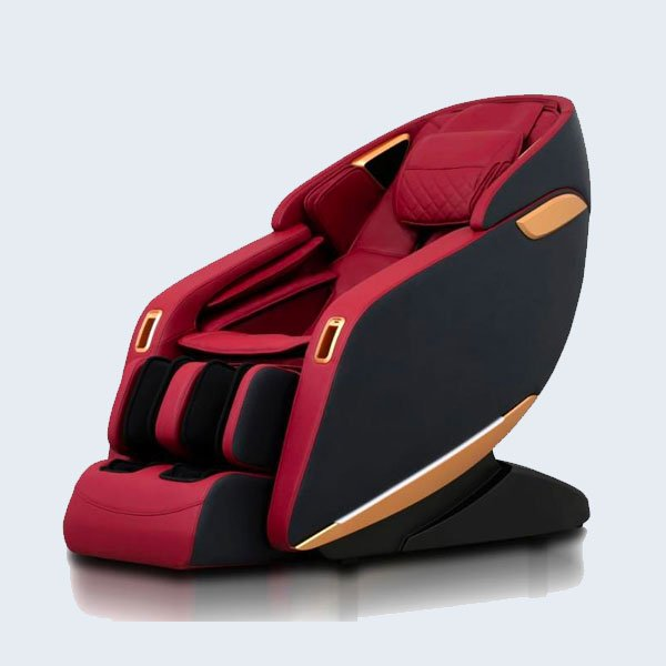 iRobo iEmbrace Massage Chair in Red Colour