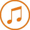 MP3 Audio in Massage Chair